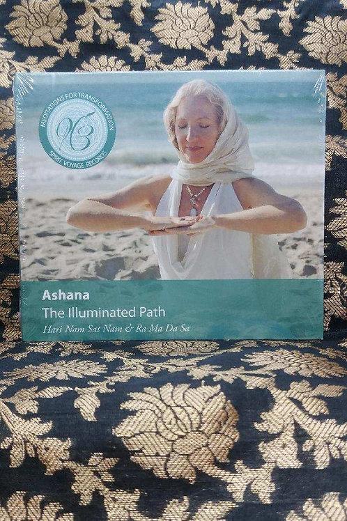 The Illuminated Path - Ashana