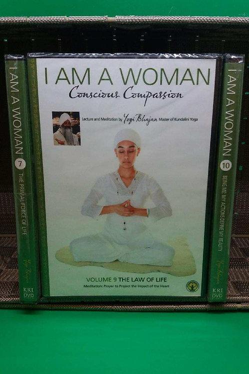 I Am A Woman Vol 9: The Law of Life
