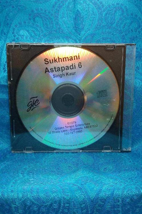 Sukhmani Astapadi 6 - Singh Kaur