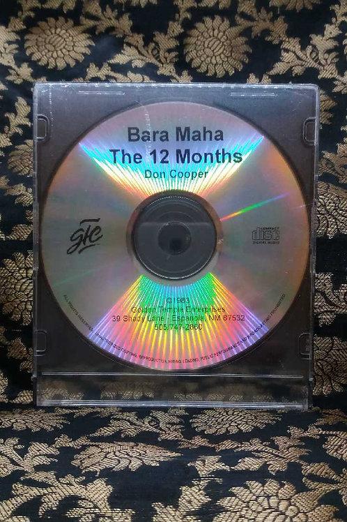 Bara Maha - The 12 Months
