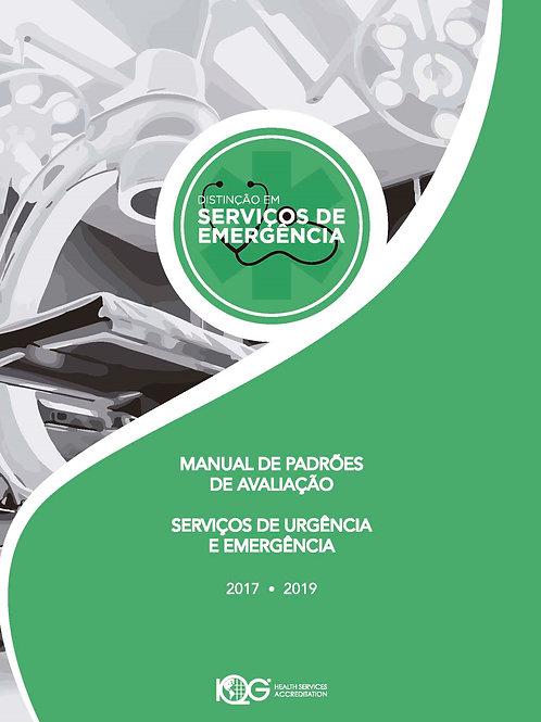 Manual de Padrões - Serviços de Urgência e Emergência