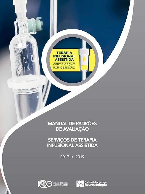 Manual de Padrões - Serviços de Terapia Infusional Assistida