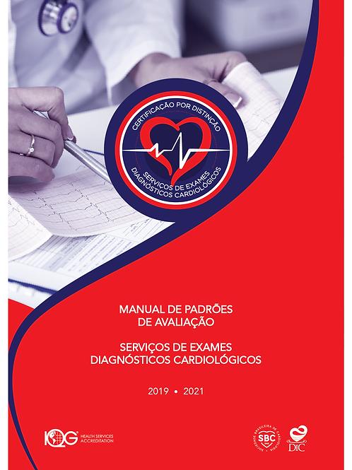 Manual de Padrões - Serviços de Exames Diagnósticos Cardiológicos