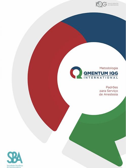 Manual Qmentum Digital: Serviço de Anestesia