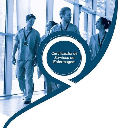 Certificação dos Serviços de Enfermagem