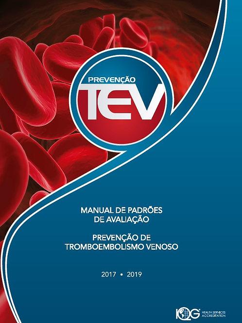 Manual de Padrões - Prevenção de Tromboembolismo Venoso