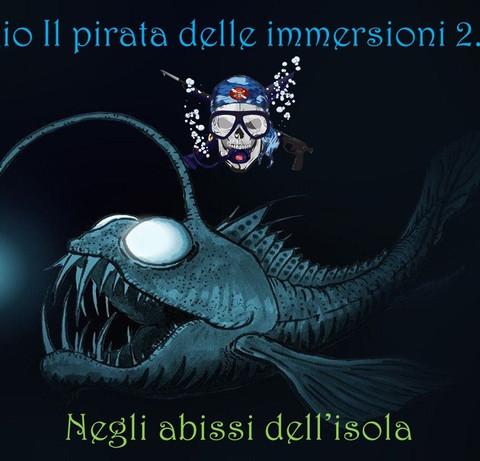 Orologio Il pirata delle immersioni 14