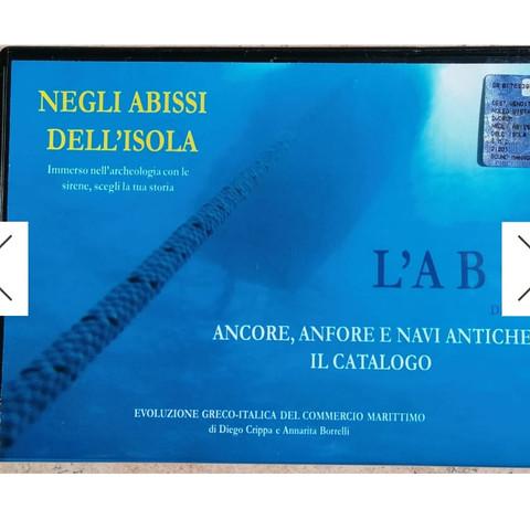 ABC ICON IL CATALOGO DVD frontale