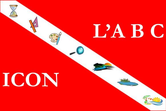 L'ABC ICON il catalogo foto icona Negli abissi dell'isola