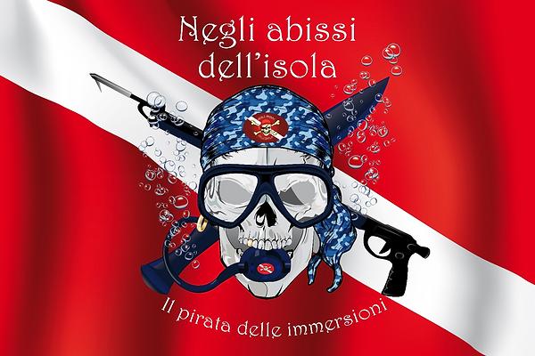 Logo Il pirata delle immersioni