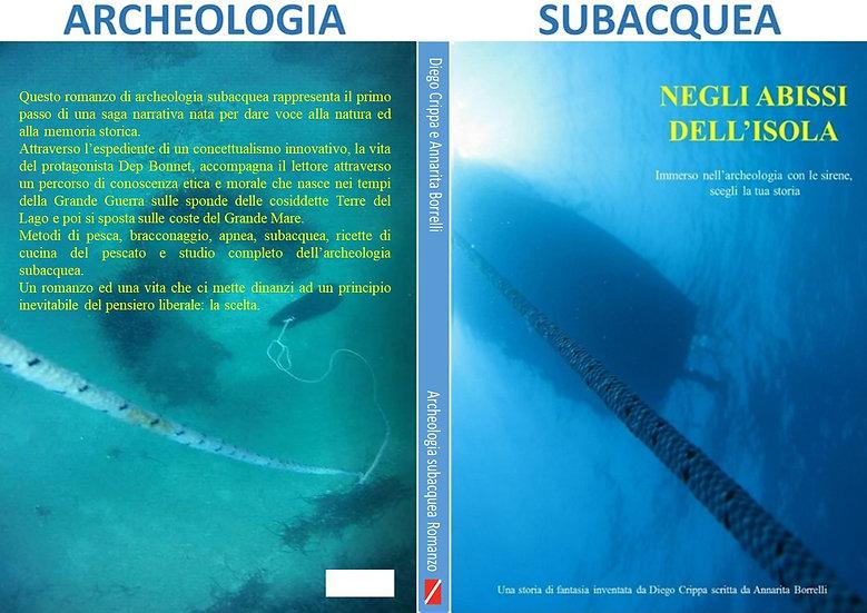 Archeologia subacquea romanzo