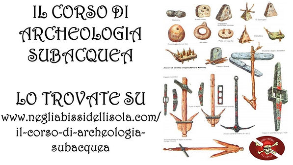 Corso di Archeologia Subacquea 1