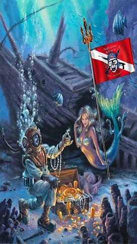 Il pirata delle immersioni e la sirena 2