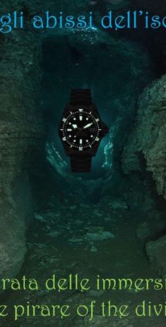 Orologio Il pirata delle immersioni 7