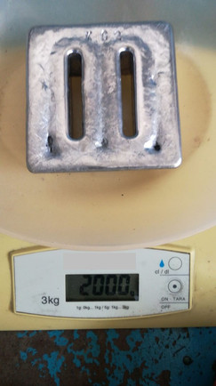 peso personalizzato