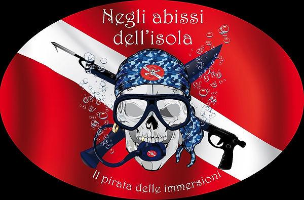 Il pirata delle immersioni