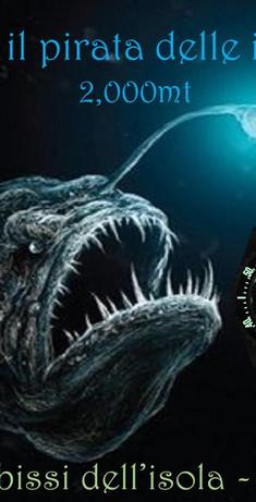 Orologio Il pirata delle immersioni 13