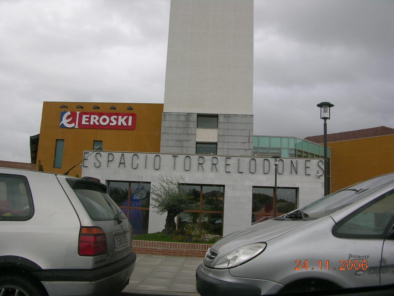 Madrid Torrelodones AVM - Ispanya