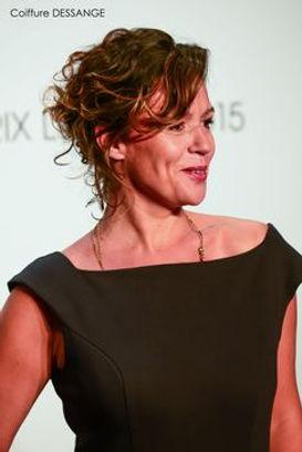 Delphine Gleize robe Emita Churlaud Paris collection