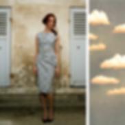 collection de mode, été, hiver, model femme, robe, manteau, tops, haut, luxe,designer