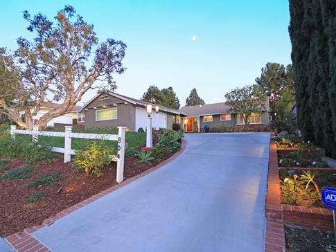 Executive Hillside Burbank Home
