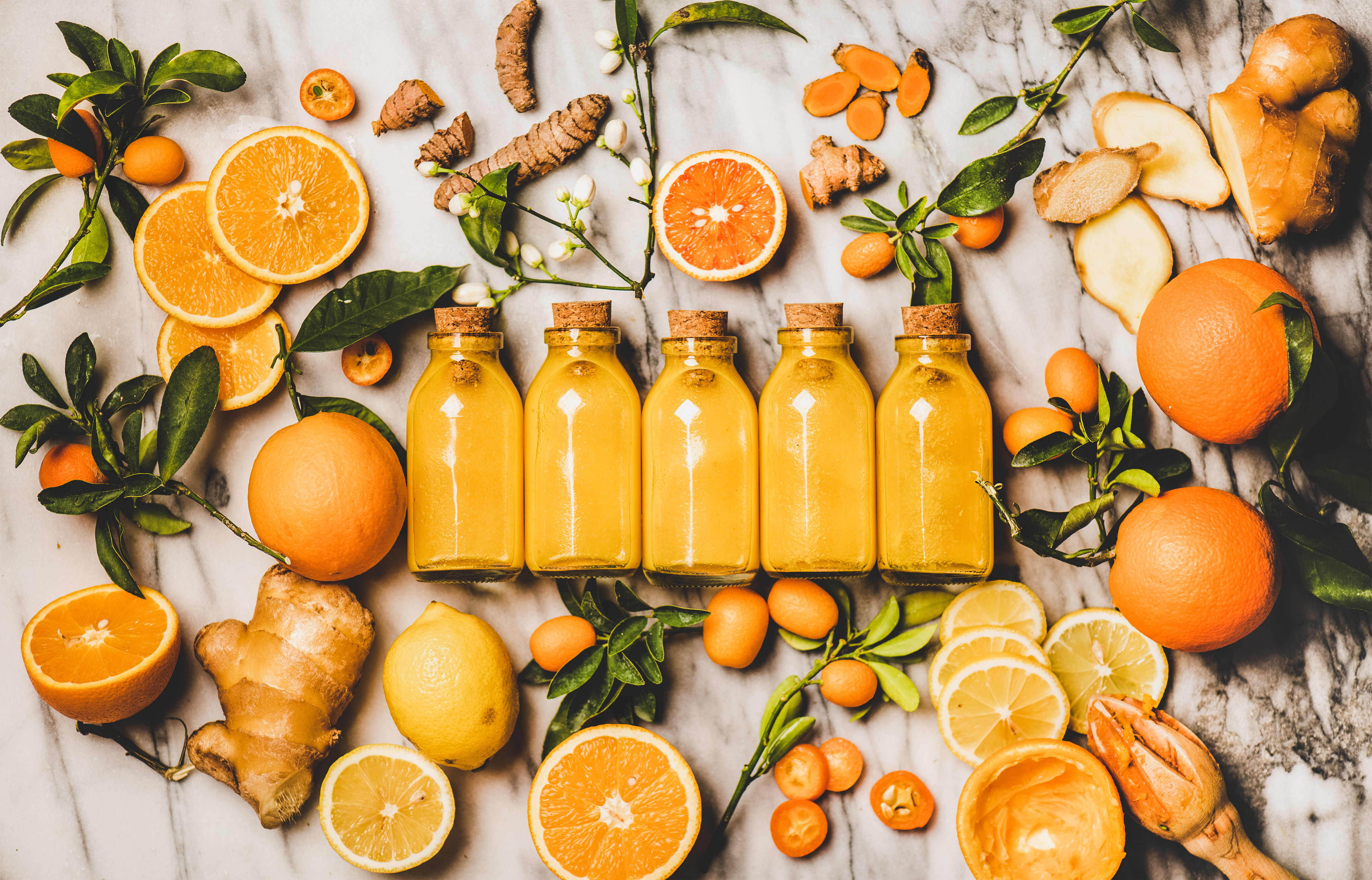 Immune boosting vitamin health defending