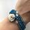 Thumbnail: Mini Mala - bleu