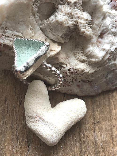 Sharks teeth Ring