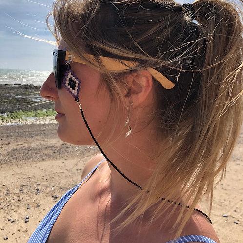 Beady eyes -  Sunglasses chain