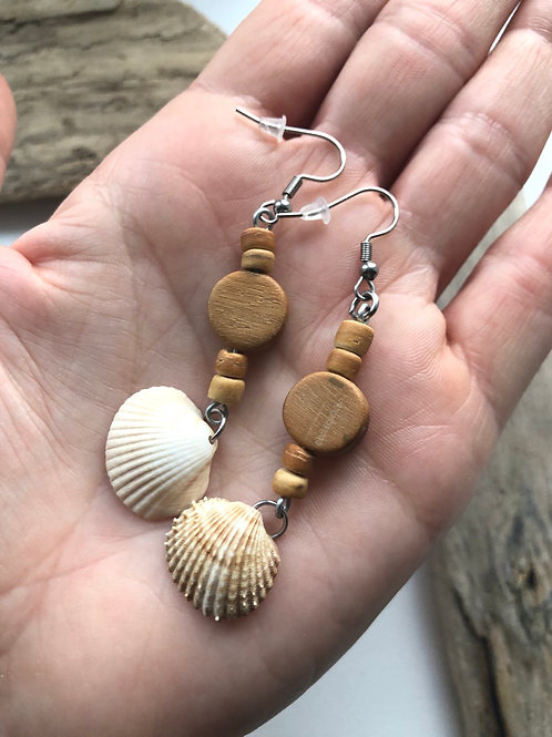 Dangle drop shells