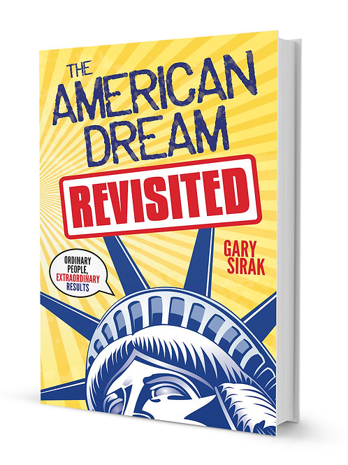 """The American Dream Revisited"" - Autographed Copy"
