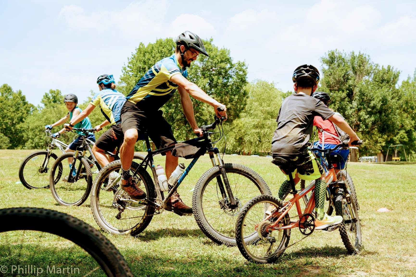 June 21-25 MTB Only 9am - Noon