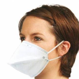   Le masque de protection respiratoire individuelle (de type FFP2)