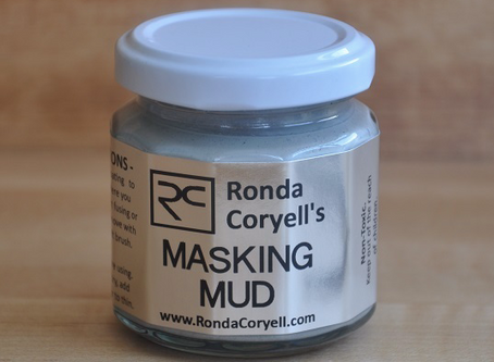 Masking Mud is IN STOCK!
