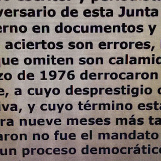 Cristina Avalle_Margarita Rocha . Carta abierta de Rodolfo Walsh a la Junta Militar 24.03.1977 / fragmento I
