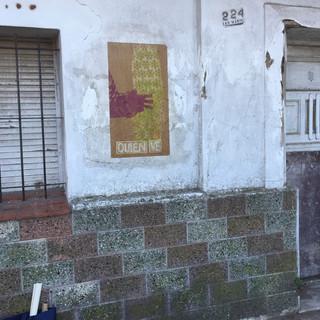 San Lorenzo y 14 de Julio. Tandil. Provincia de Buenos Aires. Argentina , , Lengua Urbana enviada por Mariana Hoffmann
