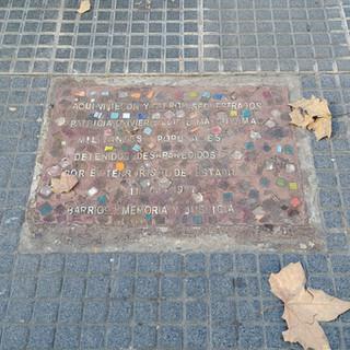 Av. Juan B. Justo. Villa Crespo. Ciudad Autónoma de Buenos Aires. Argentina .