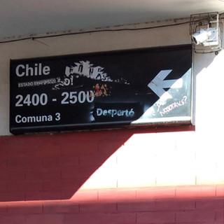 Chile 2400 - 2500 Balvanera. Ciudad Autónoma de Buenos Aires. Argentina