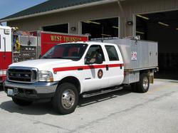Rescue 1-6 - 2002 Ford F550