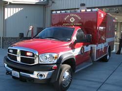 Aid 1-1 - 2009 Dodge 4500 Type 1