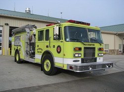 Engine 1-4 - 1995 Pierce