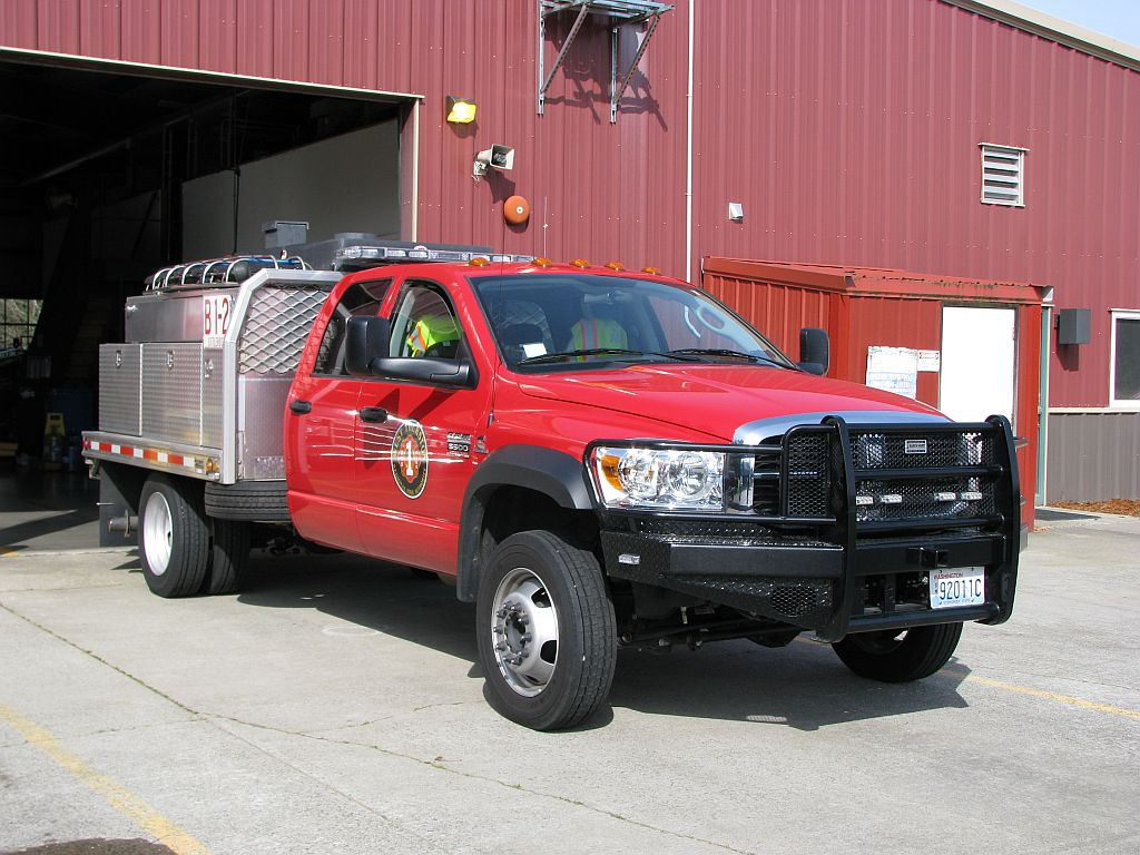 Brush 1-2 - 2009 Dodge 5500 Wildland Type 6