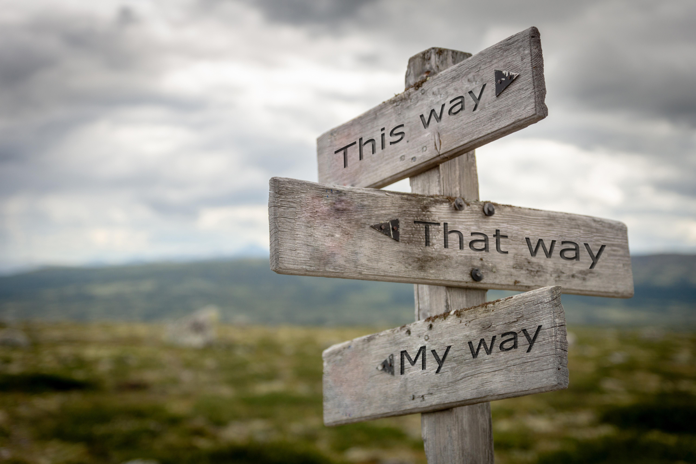 My way  - בדרכי