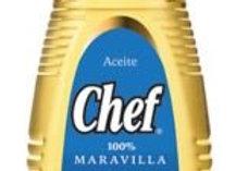 Aceite Chef maravilla 1lt