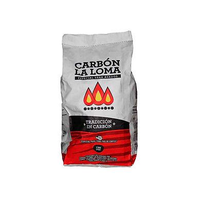 Carbón LA LOMA DEL GANADO 2.5KGS