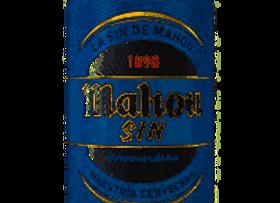 Cerveza Mahou Sin Alcohol