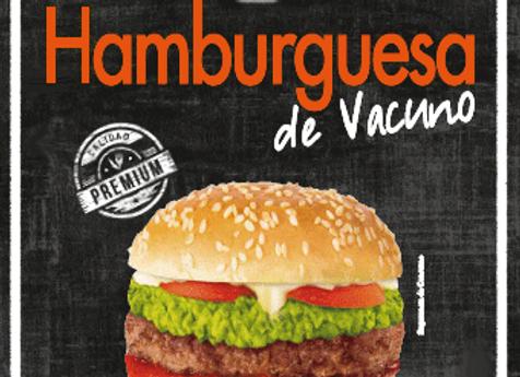 Hamburguesa 140grs UNIDAD