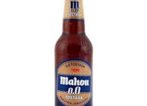 Cerveza Mahou Tostada Sin Alcohol