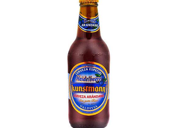 Cerveza KUNSTMANN ARANDANO 355CC