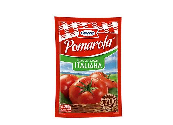 Salsa de Tomate POMAROLA SACHET 200 GR.